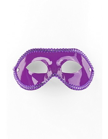 Mascherina-Mask for Party - Purple